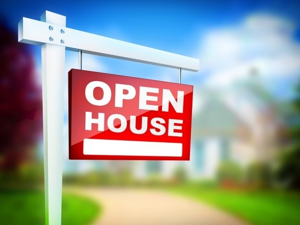 how open houses can sell homes