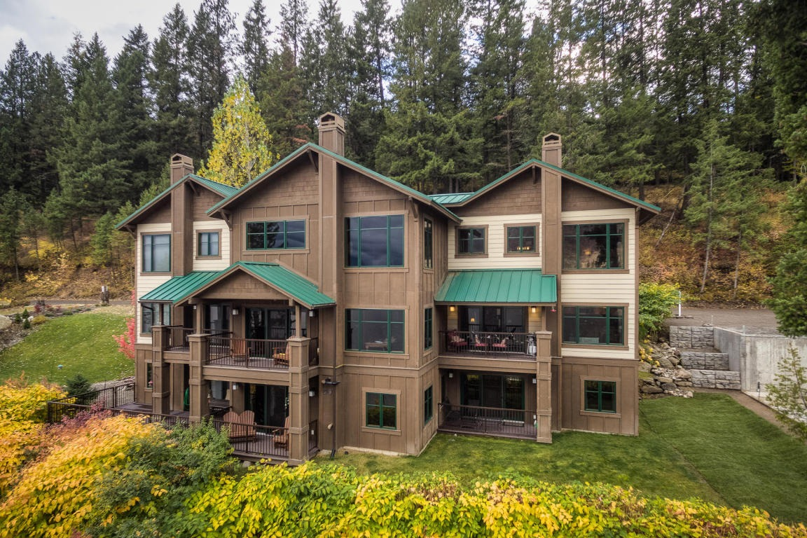 Wake Up Every Day To Gorgeous Lake Pend Oreille Views Located Just Above The Community Beach And Marina You Will Have Direct Access